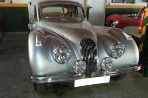 Jaguar XK 120 coupe 1952