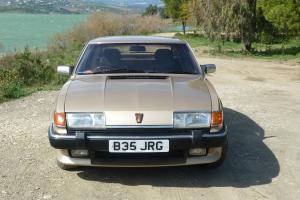 1985 ROVER 3500 V/PLAS EFI AUTO GOLD with nice reg number