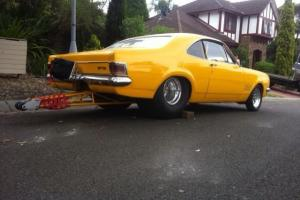 HG Monaro Drag CAR Roller Chev BIG Block PRO Street Tubbed