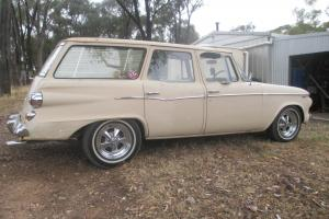 Studebaker Wagon Hotrod Ratrod 1962 in Loddon, VIC