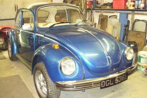 VW Beetle, 1303, L Reg, Tax Exempt