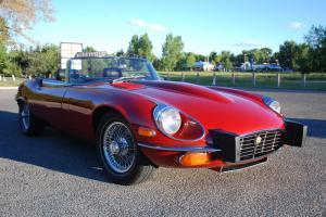 Jaguar : E-Type XKE
