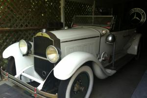 1929 PACKARD Deluxe 8 Packard DELUXE 8 w/ Standard 8 Engine