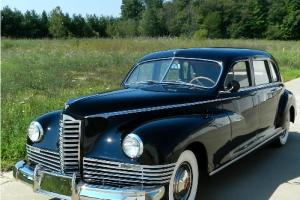 "46 Packard Clipper 8 Super Deluxe ""War Machine"" Only Three In Existence"