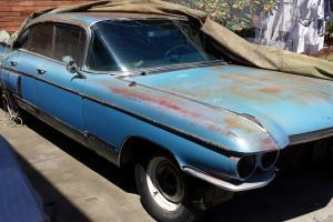 Cadillac 1959 Fleetwood