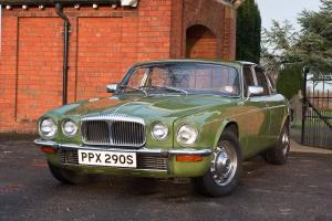 1978 DAIMLER SOVEREIGN XJ RUST FREE LUXURY AFFORDABLE MOTORING