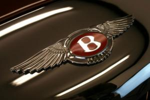 1 OWNER LOW MILEAGE BENTLEY ABSOLUTELY PRISTINE WITH FSH
