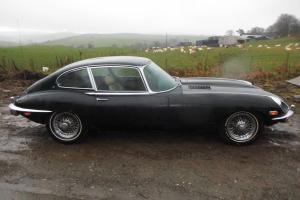Jaguar E type 2+2 1969 Photo