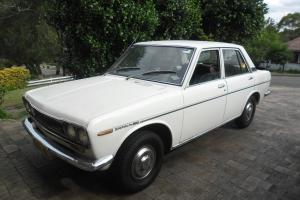 Datsun 1600 1972 Model Original Condition Unmessed With LOW Mileage Classic