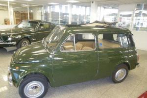 Fiat : 500 sedan
