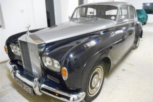 ROLLS ROYCE SILVER CLOUD 111