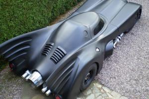 Batmobile Fibreglass Moulds