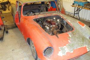 1964 Elva Courier Coupe - Historic Racer - MG Engine