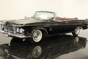 Chrysler : Imperial 2-door  Imperial Crown Convertible
