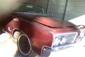 Chrysler : Imperial conv