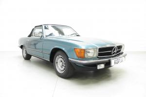 A Superb Example of the Magnificent Mercedes-Benz 280SL, Full Service History