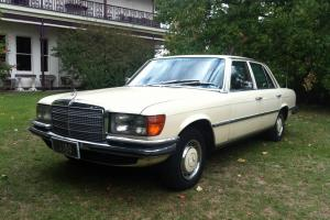 Mercedes Benz 280 SE 1978 4D Sedan Your CAR Search Stops Here