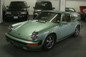 1976 Porsche 911 S 2.7 91k Miles Uk Reg. LHD