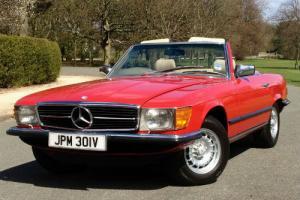 1979 Mercedes-Benz 450SL R107 V8 Automatic - STUNNING RESTORED CAR