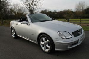 Mercedes-Benz SLK230 Kompressor Auto | Silver | Black Leather | 30k
