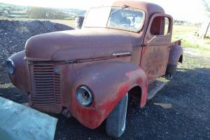 1947 INTERNATIONAL KB1 TRUCK F1 CLASSIC AMERICAN EASY VALUABLE PROJECT Photo
