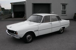 1973 ROVER P6 Series ll 2200 SC ~ One Owner