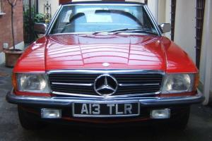 1984 MERCEDES 380 SL AUTO - Only 59,000 miles, Stunning condition