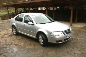 VW BORA S Silver Dec 2011 LHD(!) Only 3.5 K miles! - Auto, Aircon - Reduced!!