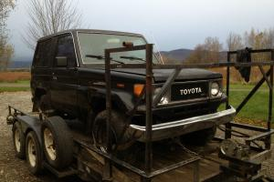Toyota : Land Cruiser BJ70