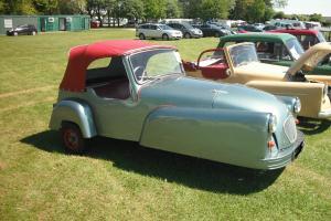 Bond Minicar Microcar Bubble Car Classic