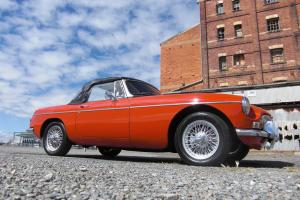 1970 MGB Mkii Roadster 4 Speed ALL Syncro Manual Electric Overdrive in Adelaide, SA