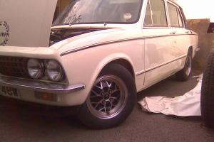 Triumph Dolomite Sprint, fully restored, almost everything replaced