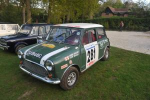 Mini Cooper S Mk1 1965 Historic race car