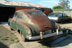 1950 Chevrolet Fleetline 2 Door Fastback Project Driving CAR Original LHD USA in Central Highlands, VIC