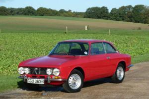 1974 Alfa Romeo 2000 GTV RHD