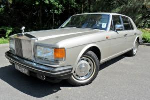1983 ROLLS ROYCE 6.8 Silver Spirit - A must see!!