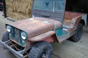 willys jeep classic car military vehicle