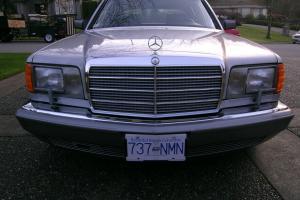 Mercedes-Benz : 500-Series Long Wheel base