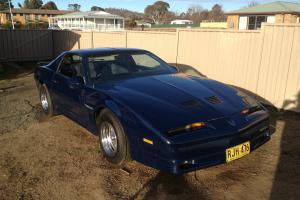 1985 Pontiac Trans AM in South Eastern, NSW