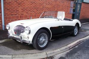 1956 Austin Healey 100/4 BN2 Fully restored 3 owner car