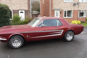 Mustang Ford 1965