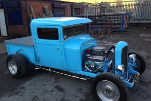 1930 ford model a pickup hotrod