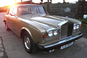 1978 Rolls Royce Silver Shadow 11