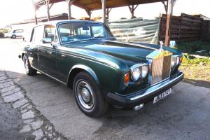 1979 ROLLS ROYCE SILVER SHADOW 11. LOW MILEAGE WITH HISTORY. Photo