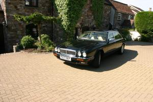 Daimler Six. 4 litre. Family owned from new. 21000 miles only. Show Condition