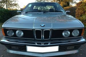 BMW 635 CSI RARE MANUAL, 77,000 MILES, FULL SERVICE HISTORY, TRULY OUTSTANDING