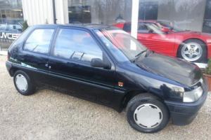 Peugeot 106 Graduate 33328 miles MK1 1994 Photo