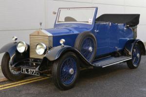 1925 Rolls Royce 20hp Tourer. Photo
