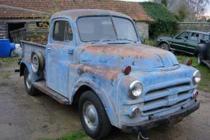 1952 Dodge B3B Pilothouse half ton Pickup truck