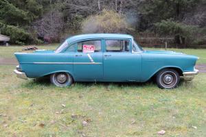 Chevrolet : Bel Air/150/210 Utility